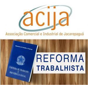 Palestra sobre REFORMA TRABALHISTA - Principais mudanças e Consequências.
