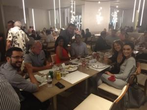 Almoço de Confraternização Acija 2020.