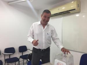 Eleição ACIJA 2018.