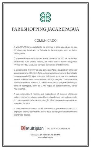 ParkShopping Jacarepaguá
