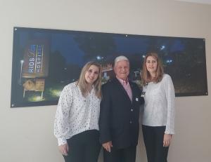 Encontro do Presidente da ACIJA com a Diretoria do Hospital Rios D`Or.