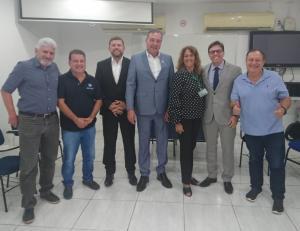 Reunião de Diretoria ACIJA Abril/2019.