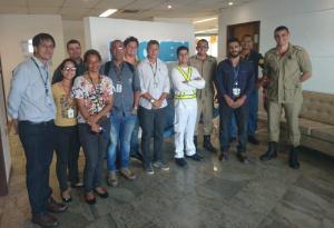 Reunião PAM Bombeiro ACIJA maio/2019.