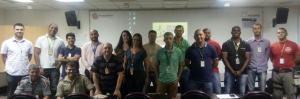 Reunião do PAM/Bombeiro ACIJA na Farmanguinhos/FIOCRUZ.