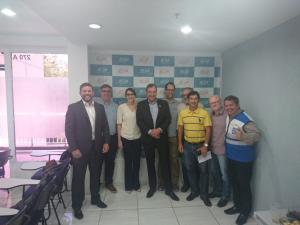 Acija recebe empresários e comerciantes de vários segmentos e apresenta projeto que promete revolucionar a segurança em Jacarepaguá.