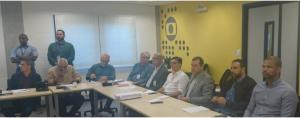 Reunião PAM/Segurança ACIJA – Agosto 2019