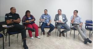 Reunião PAM / Segurança ACIJA junho/2019.
