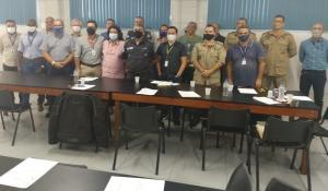 Reunião PAM/Segurança ACIJA – Novembro 2020.