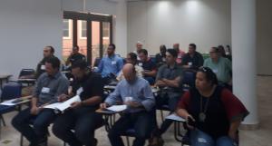 Reunião do PAM/Segurança ACIJA na Servier.