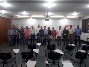 Reunião do Grupo PAM/Segurança ACIJA na Farmanguinhos/Fiocruz - 23 de outubro.