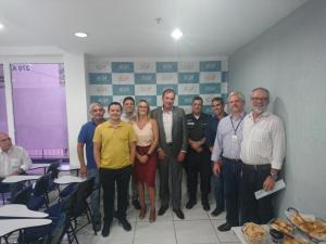 Reunião PAM/Segurança Acija fevereiro 2020.