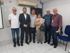 ACIJA promove café da manhã empresarial e apresenta projeto de melhorias para Segurança em Jacarepaguá.