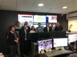 Diretor de Patrimônio da ACIJA visitou a ACBS Barra.