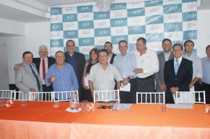 Posse da Nova Diretoria ACIJA Triênio 2018/2021.