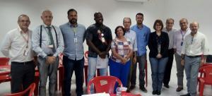 Reunião do PAM/Segurança ACIJA na Coca-Cola Andina Brasil.